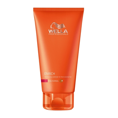 Wella Professionals Enrich Moisturising Conditioner for Fine to Normal Hair 200ml