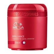 Wella Professionals Brilliance Treatment for Coarse, Coloured Hair 500ml