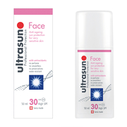 Ultrasun Face High SPF 30 Anti-Ageing Formula 50ml