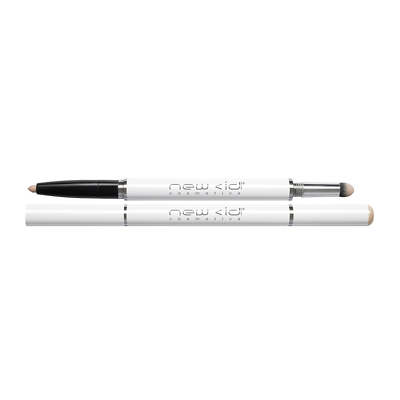 New CID Cosmetics i - open Double Ended Eyeliner & Under Eye Concealer - Light