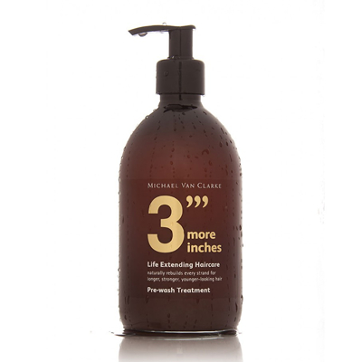 3''' More Inches by Michael Van Clarke Pre Wash Treatment 500ml