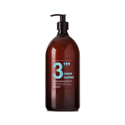 3''' More Inches by Michael Van Clarke Shampoo 250ml