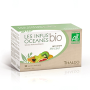 Thalgo Les Infus'Oceanes Bio Refining Organic Infusion - 20 Sachets