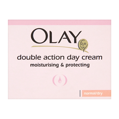 Olay Classic Care Double Action Essential Moisture Day Cream - Normal/Dry 50ml