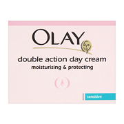 Olay Classic Care Double Action Essential Moisture Day Cream - Sensitive 50ml
