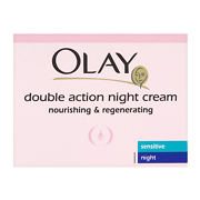 Olay Classic Care Double Action Essential Moisture Night Cream - Sensitive 50ml