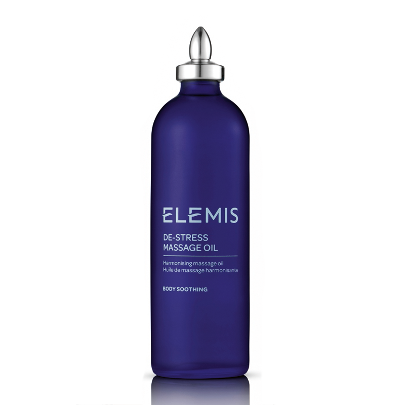 Elemis Sp@Home De Stress Massage Oil 100ml by Feelunique