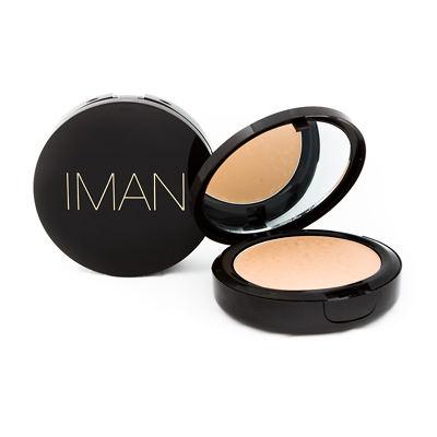 IMAN Second to None Cream to Powder Foundation - Sand 8.5g