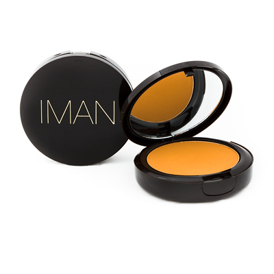 IMAN Luxury Pressed Powder - Earth 10g