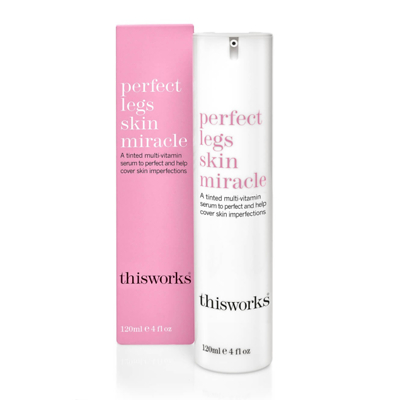 this works Perfect Legs Skin Miracle 120ml