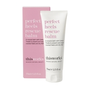 this works Perfect Heels Rescue Baume Hydratant pour les Pieds 75ml