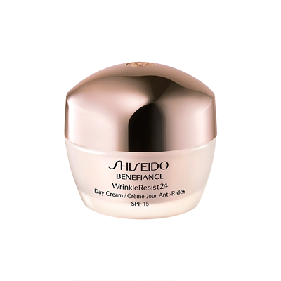 Shiseido Benefiance WrinkleResist 24 Day Cream SPF15 50ml