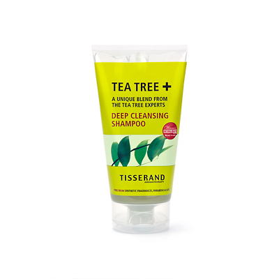 Tisserand Tea Tree + Deep Cleansing Shampoo 150ml