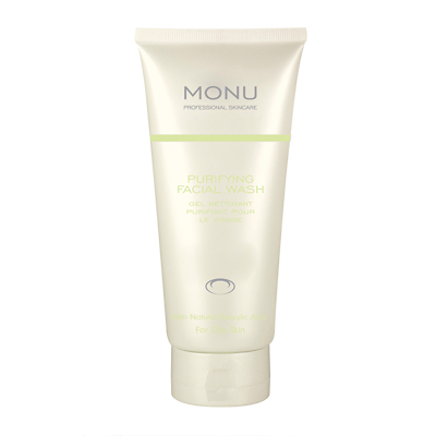 Monu Professional Skincare Purifying Facial Wash 100ml