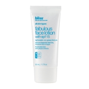 bliss fabulous face lotion SPF 15 50ml