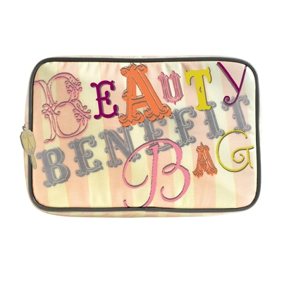 Benefit Travel Beauty Bag