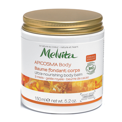Melvita Apicosma Ultra-Nourishing Body Balm 150ml