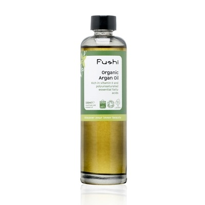 Fushi Organic Virgin Argan Oil 100ml
