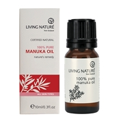 Living Nature 100% Pure Manuka Oil 10ml