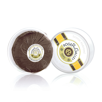 Roger & Gallet Bois d'Orange Perfumed Soap in Travel Box 100g