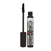 Rimmel Extra Super Lash Curved Brush - Black Black 8ml