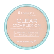 Rimmel Clear Complexion Powder - Transparent