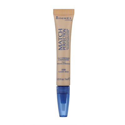 Rimmel Match Perfection Illuminating Concealer 7ml