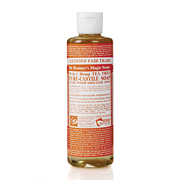 Dr Bronner's Organic Tea Tree Castile Liquid Soap 236ml