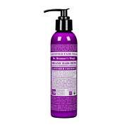 Dr Bronner's Organic Lavender Hair Conditioner and Style Creme 178ml