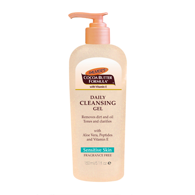 Palmer's Cocoa Butter Formula Facial Daily Cleansing Gel 150ml