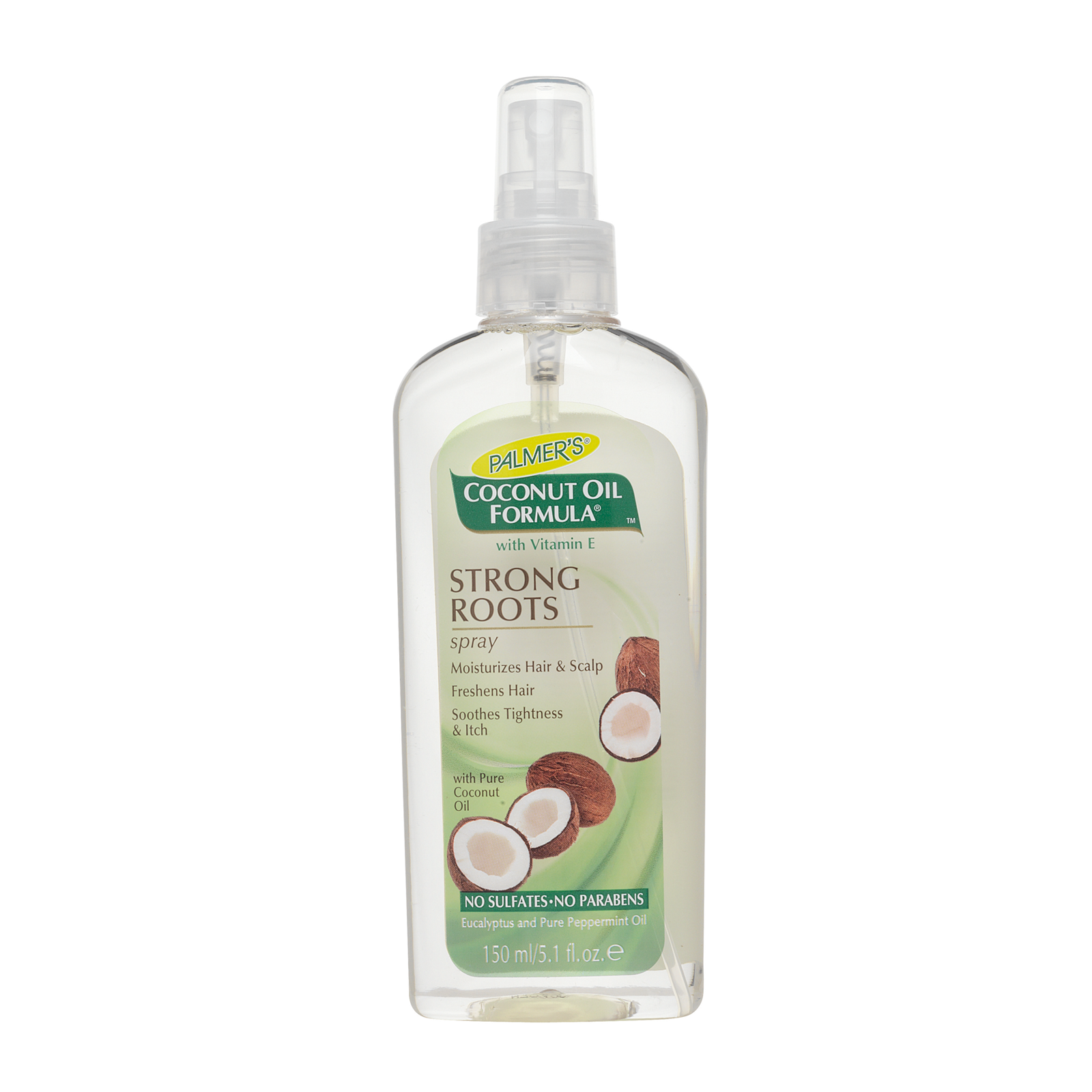 Palmer S Coconut Oil Formula Strong Roots Spray 150ml