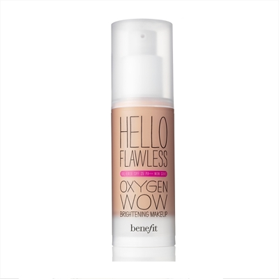 Benefit Hello Flawless Oxygen Wow Brightening Makeup SPF 25 PA+++ 30ml