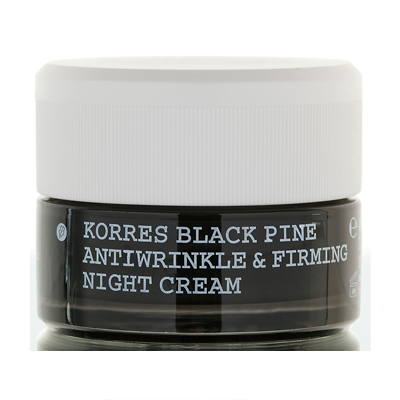 Korres Black Pine Anti-Wrinkle & Firming Night Cream 40ml