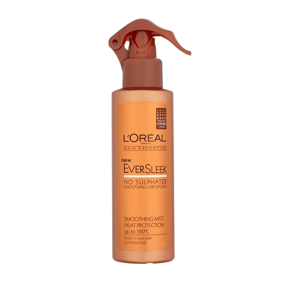 L'Oréal Paris Hair Expertise EverSleek Smoothing Mist Heat Protection 200ml