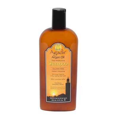 Agadir Argan Oil Daily Moisturizing Shampoo 355ml