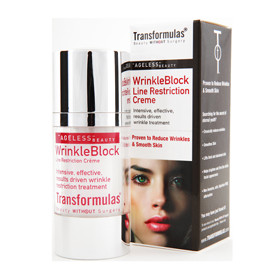 Transformulas WrinkleBlock Line Restriction Crème 15ml