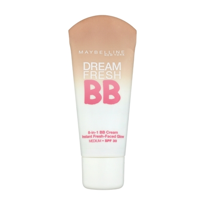 Maybelline New York Dream Fresh 8-in-1 BB Cream SPF 30 30ml