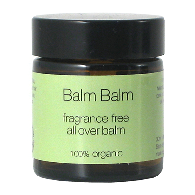 Balm Balm Fragrance Free All Over Balm 100% Organic 30ml