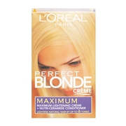 L'Oréal Paris Perfect Blonde Crème Maximum Lightening Crème Bleaching Kit