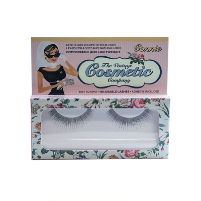 The Vintage Cosmetic Company Connie Lashes