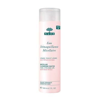 NUXE Eau Démaquillante Micellaire Micellar Cleansing Water 200ml