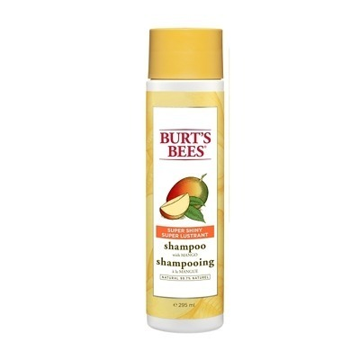 Burt's Bees Super Shiny Mango Shampoo 295ml