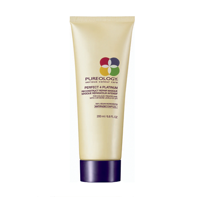 Pureology Perfect 4 Platinum Reconstruct Repair Masque 200ml