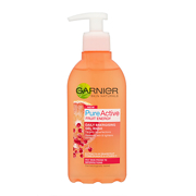 Garnier Skin Naturals Pure Active Fruit Energy Daily Energising Gel Wash 200ml