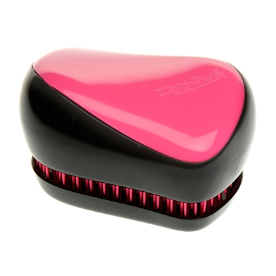 Tangle Teezer Compact Styler Instant Detangling Hairbrush - Pink Sizzle