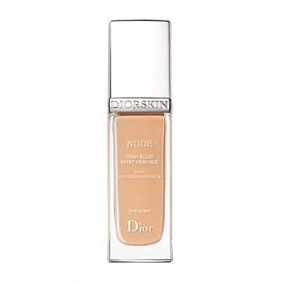 DIORSKIN NUDE Natural Glow Radiant Fluid Foundation SPF 15