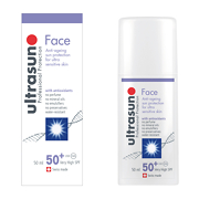 Ultrasun Face Very High SPF 50+ Anti-Ageing Formula 50ml