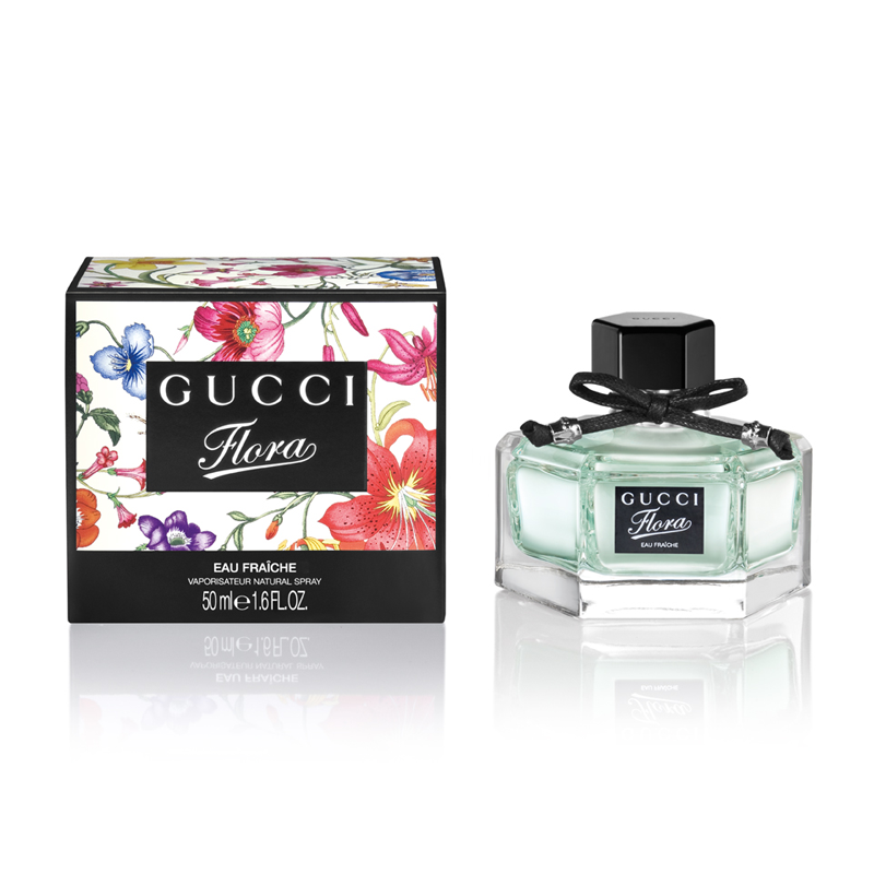 gucci flora eau fraiche eau de toilette 50ml feelunique. Black Bedroom Furniture Sets. Home Design Ideas