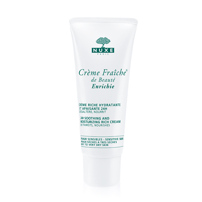 NUXE Crème Fraiche 24hr Moisturizing Cream - Enriched 30ml