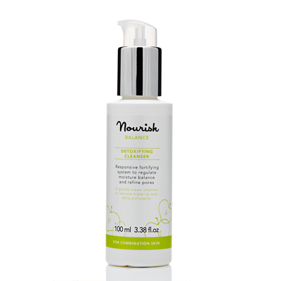 Nourish Balance Detoxifying Cleanser 100ml
